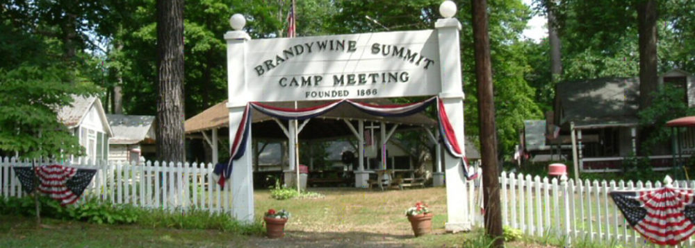 Brandywine Summit Camp Meeting